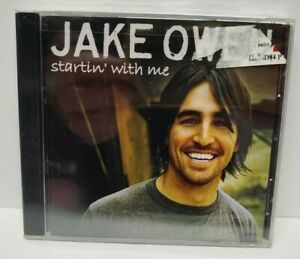 NEW SEALED Startin' with Me by Jake Owen (CD, Jul-2006, Arista)