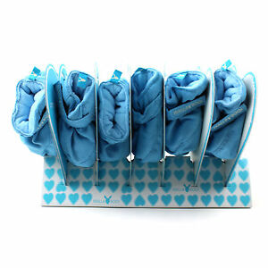 Brillant Wallaboo Bébé Chaussures Souple Nouveau-né Garçon Enfant 0-6 Mois Daim Chaussons Bleu X6-afficher Le Titre D'origine