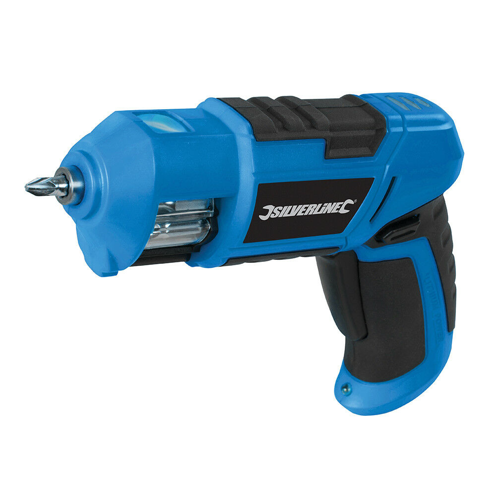 Screwdriver, Screwdriver Electrical Wireless 3,6 V with 6 Tips