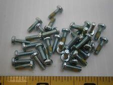 4-40 3//4 phil flat machine screw steel zinc lot of 100 #1558