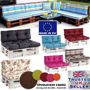 sofá al aire libre palet euro palette cushion pallet cushions outdoor garden sofa