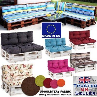 Euro Palette Cushion Pallet Cushions, Pallet Furniture Cushions 120 X 60