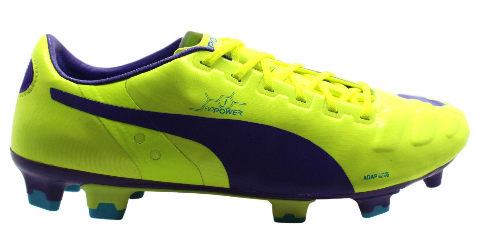 Puma EvoPOWER 1 FG  Herren Football Soccer Firm Ground Stiefel (102942 08 D121)