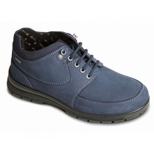 Padders SUMMIT Ladies Womens Waterproof Leather Wide EE//EEE Fit Boots Denim Blue