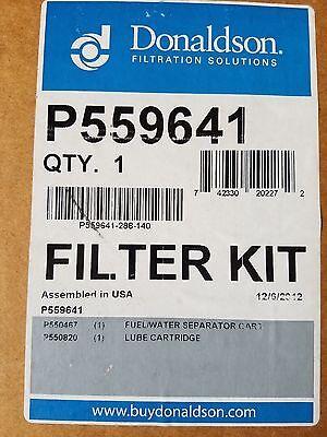 DDE A4722030355 P551008 DETROIT DIESEL DONALDSON COOLANT FILTER KIT