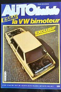 AUTO-HEBDO-281-du-27-08-1981-Essai-VW-Bimoteur-Jetta-Twin-Jet-Eliseo-Salazar