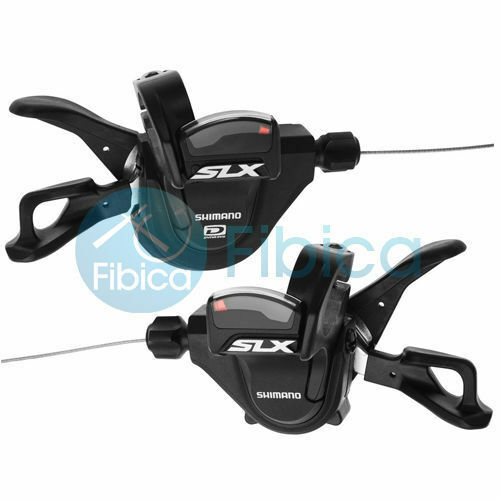 New Shimano SLX Dyna-Sys SL-M670 Rapidfire Shifter 3or2x10-speed 30 20-sp