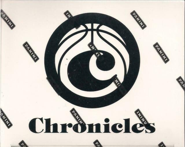 2019-20 Panini NBA CHRONICLES FAT Pack CELLO Box 12 PACKS SEALED Basketball