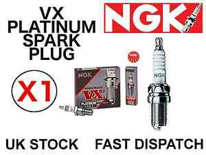 8X Iridium Platinum Bougies pour JAGUAR XK 8 4.0 1998-2005