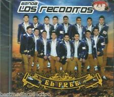 Banda Los Recoditos CD NEW El Free ALBUM El Free.. Y Mas SEALED
