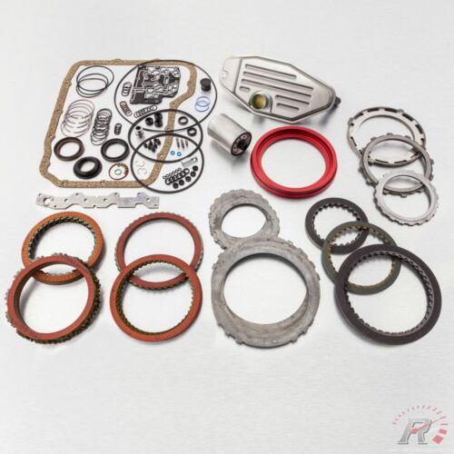 Revmax 68RFE High Performance Transmission Rebuild Kit For 07-19 Cummins Diesel