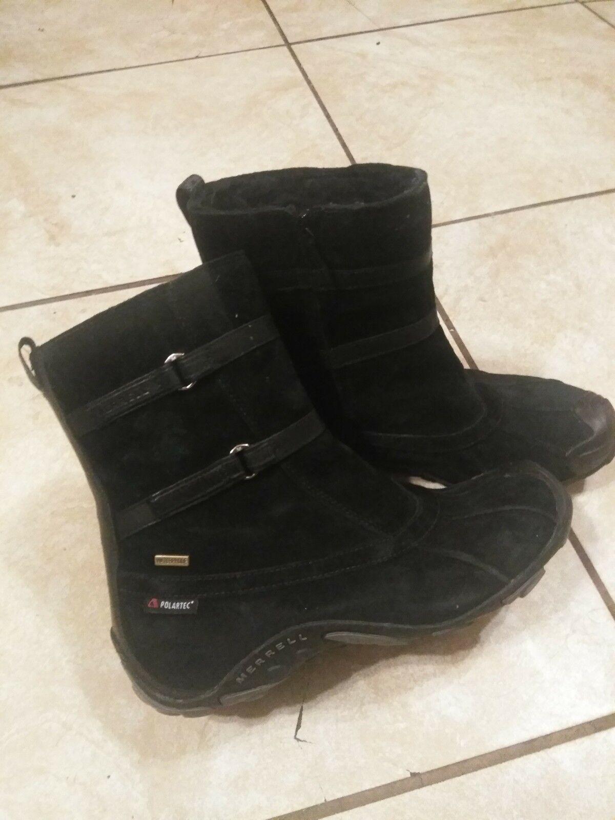 Merrell polartec Women Boots 8.5