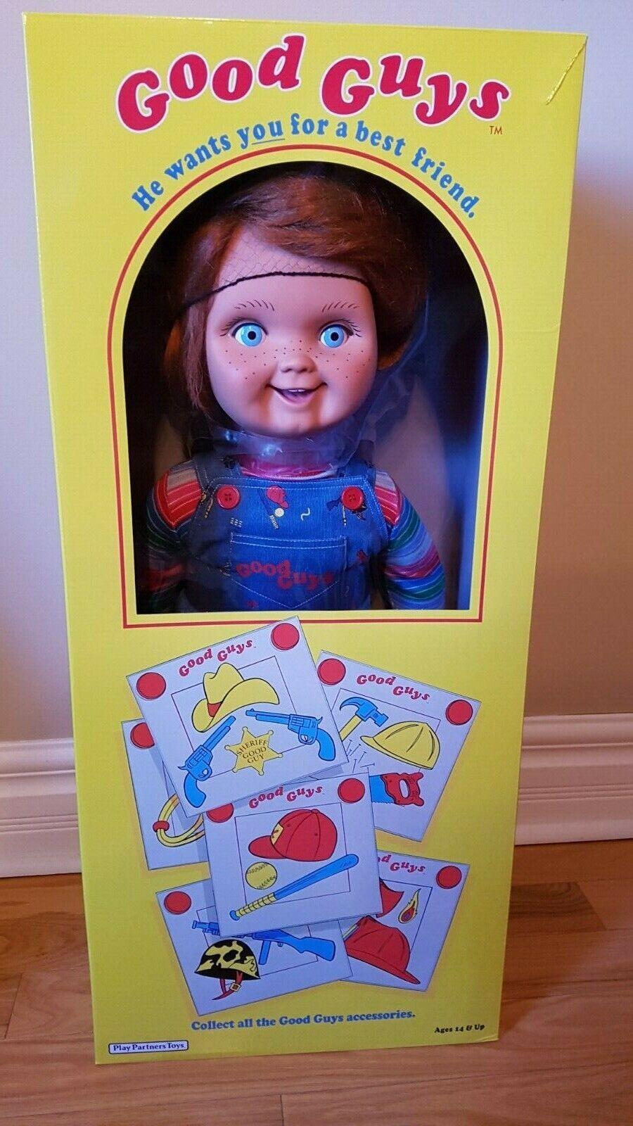 Buen Tipo Muñeca-Chucky-juego de niños