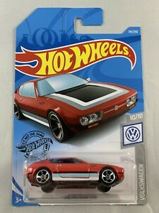 Hot-Wheels-Volkswagen-SP2-Long-Card-Diecast-Collectible-BOXED-SHIPPING