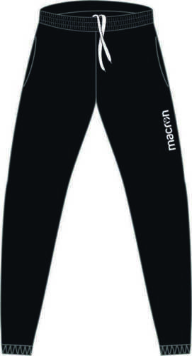 MACRON TRACKSUIT PANTS NIAGARA Sizes from 3XS to 5XL