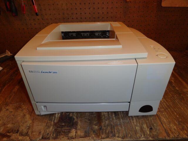 hp laserjet 2100 workgroup laser printer ebay rh ebay com hp laserjet 2100 universal print driver hp laserjet 2100 universal print driver