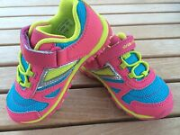 Striderite Girls Sneakers Pink/multi Infants Girls Size 6 M