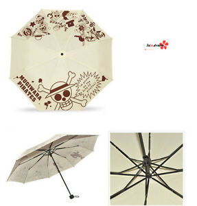 Merchandising & Fanartikel One Piece Anime Manga Taschenschirm Regenschirm Schirm R.98cm Neu Comics