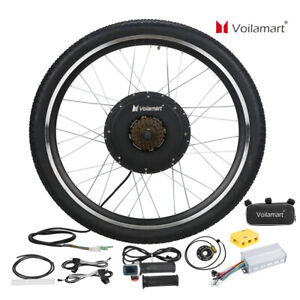 26-034-1500W-Rear-Wheel-48V-Electric-Bicycle-Bike-Motor-Conversion-Kit-Hub-Cycling