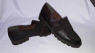 Damenschuhe Yote Quiero Schuhe Gr.6/39 BRAUN Leder TOP Neuwertig s.Foto