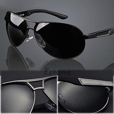 HOT Men Outdoor Sports Polarized Aviator Driving Eyewear Sunglasses Sun Glasses