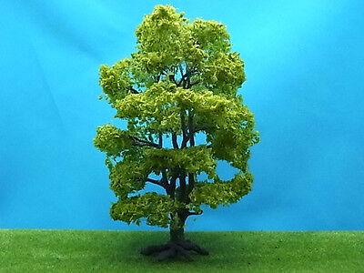 VT003-1x Scale Train Layout Acacia Model Tree OO HO