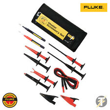 Fluke TLK-225 SureGrip? Probes, Clips and Lead Accessory Set with Storage Case