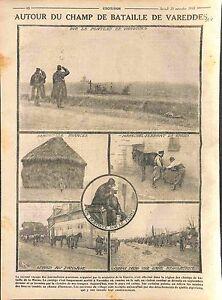 Champ-de-Bataille-Vareddes-Marechal-Ferrant-de-Spahis-Poilus-Dentiste-WWI-1914