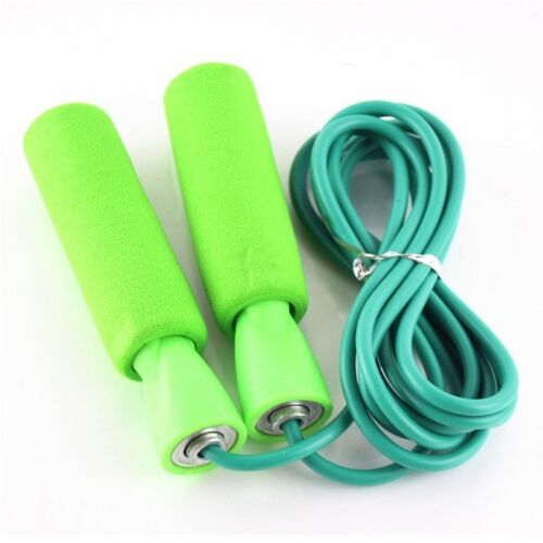 Skip Rope Cord Speed Fitness Jumping Exercise Equipment Adjustable Jump Rope Z