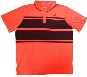 New Balance Men's Polo Golf Shirt