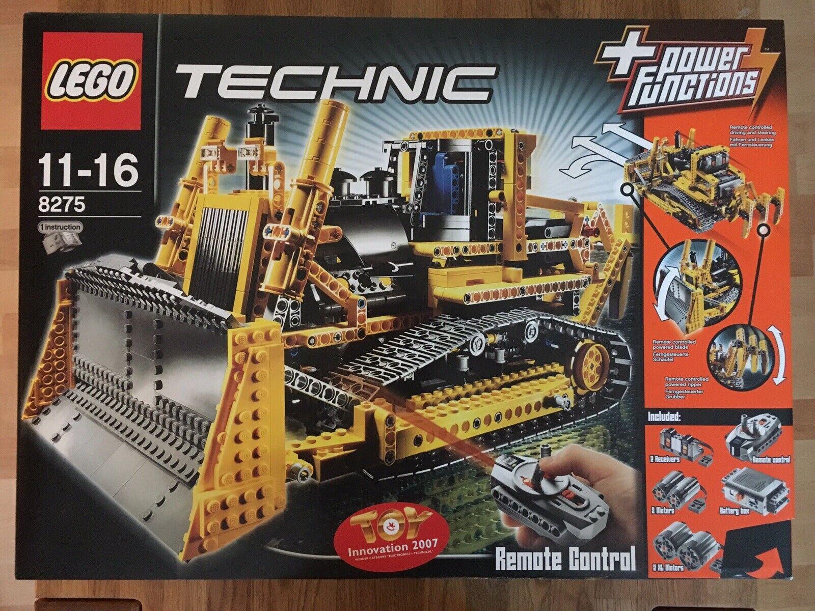 Lego Technic Technik 8275 Bulldozer Neu  Ovp MISB  NY