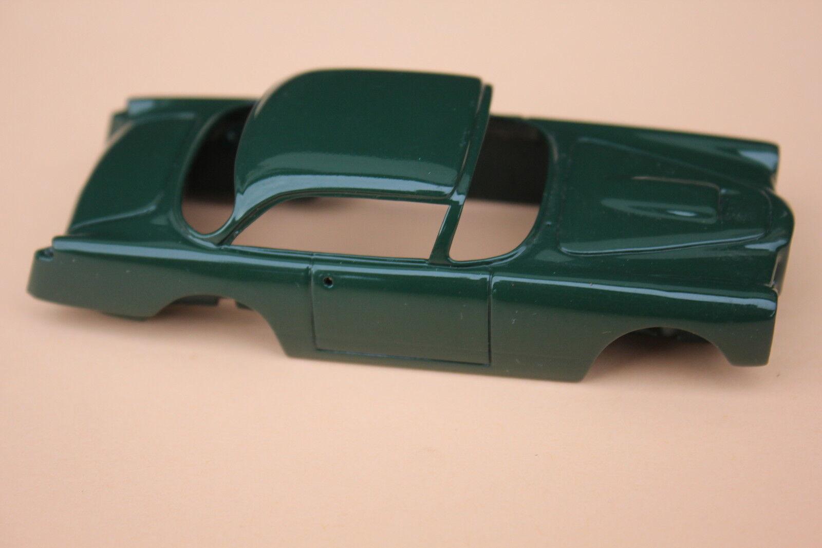 Ui Coche Coche Coche 1 43 Facel Vega Fv2 Se green Heco Miniaturas Miniaturas Lyon 639e9c