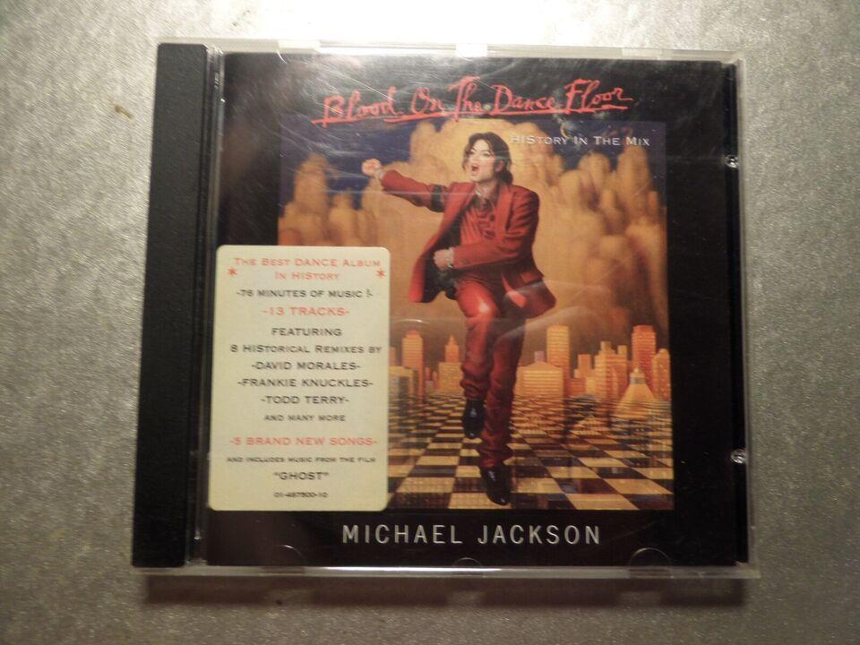 MICHAEL JACKSON: BLOOD ON THE DANCE FLOOR, rock