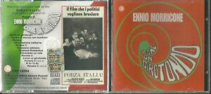 Out-of-Print-Used-CD-R-COME-UN-GIROTONDO-Ennio-Morricone-Cometa