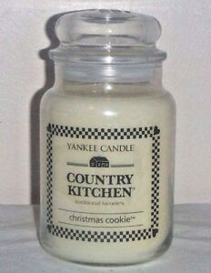 Christmas-Cookie-Yankee-Candle-Country-Kitchen-scented-22-oz-large-jar-new