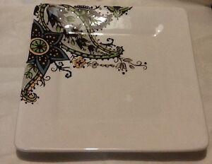 Superb Image Is Loading Tabletops Gallery 034 Angela 034 Salad Plate Hand