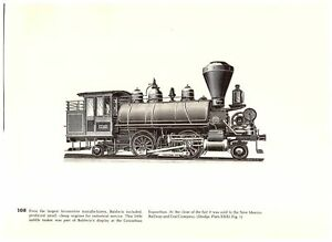 Baldwin-Saddle-Tanker-Dickson-Mfg-Company-Coal-Mining-locomotive-Engine-print