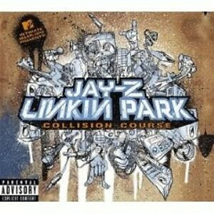 Jay-Z-Linkin-Park-034-Collision-Course-034-CD-DVD-NUOVO