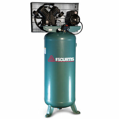 Atlas Copco Compressors 3.5 Hp Single Stage Electric Compressor With 60 Gal