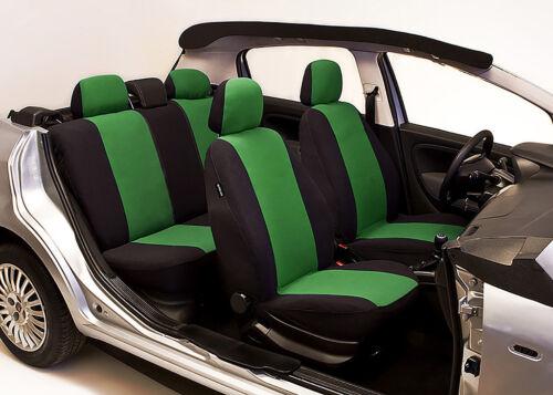 Autositzbezüge Sitzbezüge Komplettset PKW Universal Mazda GRÜN