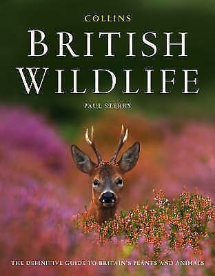 1 of 1 - BRITISH WILDLIFE: THE DEFINITIVE GUIDE TO BRITAIN'S PLANTS AND ANIMALS., No auth
