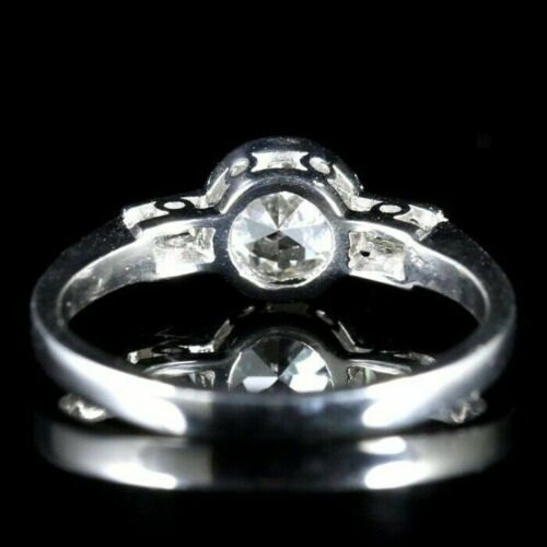 Details about  /2.25CT White Round Solitaire Diamond Women/'s Anniversary 925 SterlingSilver Ring