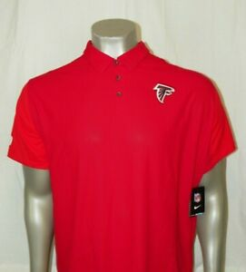 7c83b6e3ed7 Image is loading Atlanta-Falcons-Nike-Sideline-Team-Issue-Logo-Performance-