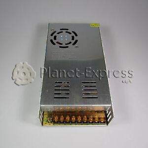 Fuente de alimentacion transformador 30a 12v dc 360w for Transformador led 12v