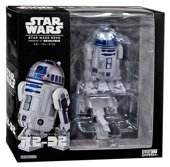Star Wars Revoltech R2-D2 Action Action Action Figure f45912