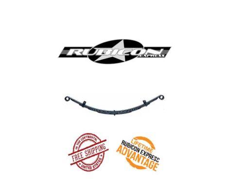 """Rubicon Express 1.5/"""" SOA Rear Extreme Duty Leaf Spring w// 6-Leafs 87-95 Jeep YJ"""