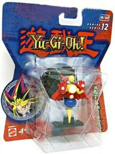 YuGiOh Series 12 Reflect Bounder 2-Inch PVC Figure