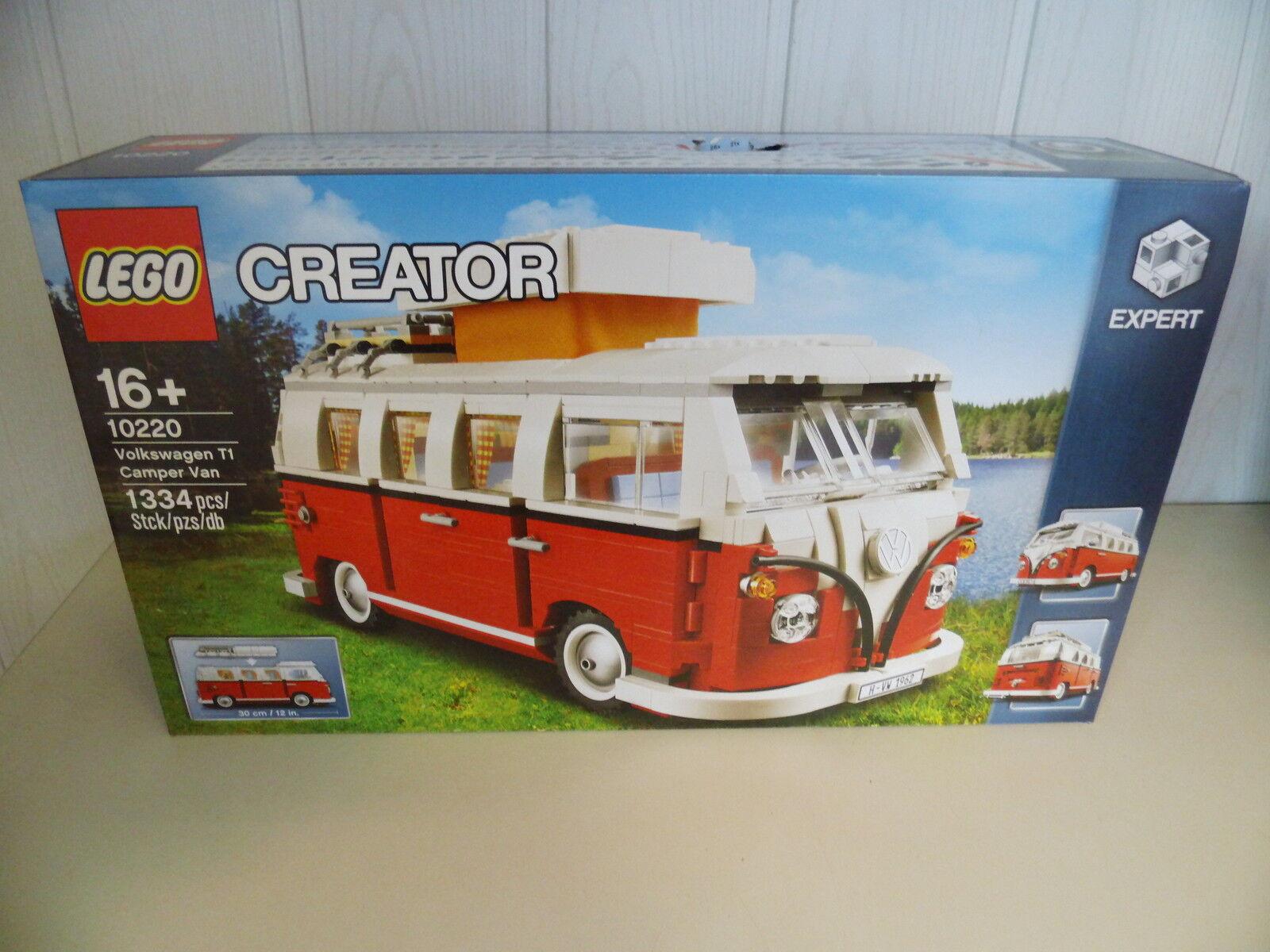 Original VW T1 Campingbus LEGO ® 10220  211099320  BL9
