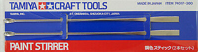 Tamiya 74017 Craft Tools - Paint Stirrer (2 pcs.)