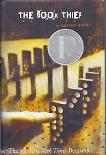 The Book Thief by Markus Zusak 1st/11th Printing 2006 HCDJ+PIC #d